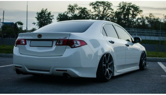 Side Skirts for Honda Accord 8 Acura TSX Type-S Style Body Kit 08-13 tuning jdm