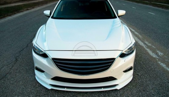 Front grill for Atenza Mazda 6 2012 2013 2014 2015 2016 2017 tuning sport grille