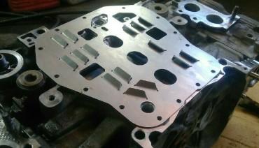 Oil pan Baffle for Subaru EJ20/EJ25 Impreza WRX STi Forester etc Baffle Stiffner