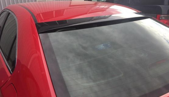 Rear window lip spoiler for Honda Accord 8 Acura TSX 08-13
