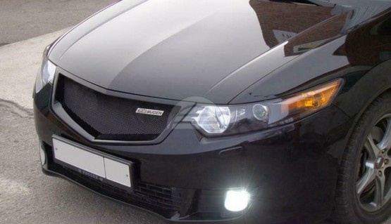 Front grill for Honda Accord 8 CU / Acura TSX 2008 - 2010