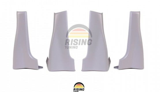 Fangs for Side Skirts and Bumper Aprons Sti for Subaru Forester SG 02-08