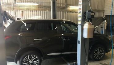 Lift Kit for Mitsubishi Outlander 2WD Lancer ASX 06-19 1,6' 40mm strut spacers
