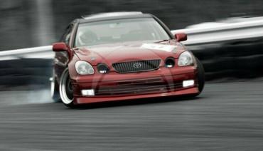 RandoRyu LUX Lip for Lexus GS300 GS430 97-05 Toyota Aristo Bumper Splitter JZS16