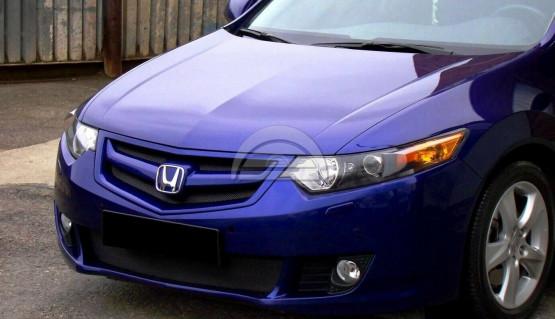 Modulo front grill for Honda Accord 8 CU Acura TSX