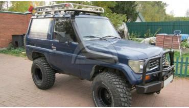 Snorkel Kit For Toyota Land Cruiser 70 78 Series HZJ78 Air Ram Intake 1HZ-FE 4x4