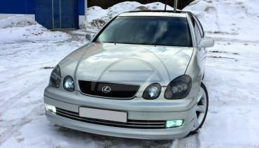 Wald Lip for Lexus GS300 GS400 GS430 1997-2005 Toyota Aristo Bumper Lip Splitter