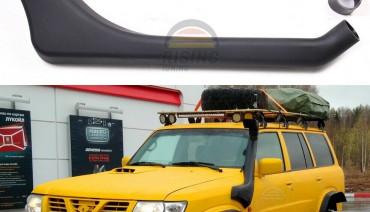 Snorkel Kit For Nissan Patrol Safari Y61 Air Intake Ram TD42 ZD30DDTI RD28 TB45E