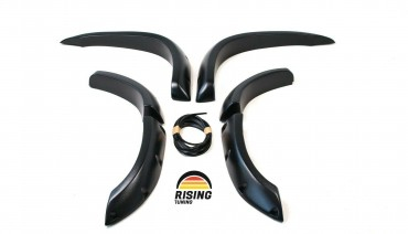 Fender flares for Nissan Patrol Safari 97-05 Y61 Wheel Arch Extenders Extensions