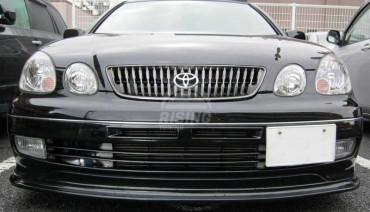 Abflug front bumper lip for Lexus GS300 / GS400 / GS430 & Toyota Aristo 1997 - 2005  Bumper Splitter JZS160/161