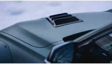 DOUBLE BOOST  Universal hood vent cut Heat Extractors
