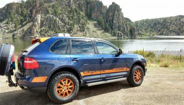 Lift Kit for VW Touareg 02-10 Audi Q7 Porsche Cayenne 1,6' 40mm strut spacers