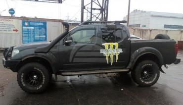 Snorkel Kit For Nissan Pathfinder R51 Navara Frontier 2.5 Diesel