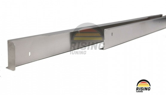 """Time Attack aluminium side skirts 4"""" for Honda Integra Acura 94-01 DC2 3dr PCI / BYC style"""