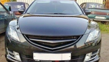 Front grill for Mazda 6 GH  Atenza 2008 2009 2010 2011 2012 mesh sport grille