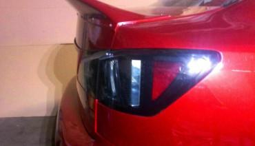 Ducktail for Lexus IS250 IS350 05-13 rear boot trunk spoiler lip wing JDM style