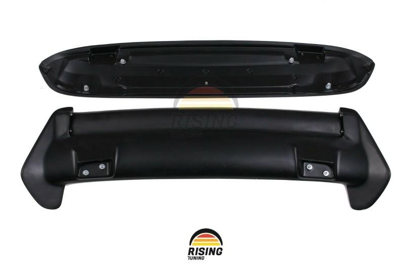 Seeker V2 Spoiler +base for Honda Civic EK EJ 1996 - 2000 Rear trunk wing Type-R
