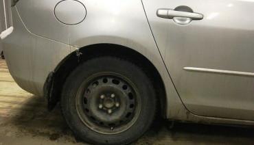 Lift Kit for Mazda 3 (03-13), 5 (04-15), Premacy, Axela 1,2' 30mm strut spacers