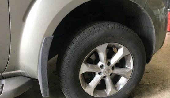 Lift Kit for Nissan Pathfinder R51 2004-2014 1,5' 37mm strut spacers