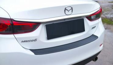 Rear bumper trim for Mazda 6 / Atenza GJ 2012 - 2017 plate sill protector cover