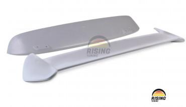 Type-R Spoiler + base for Honda Civic EK 1996 - 2000 Rear trunk wing JDM EK9