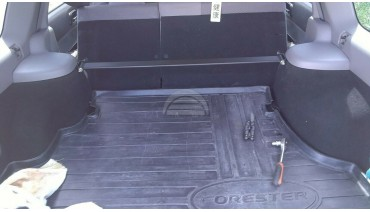 Rear Upper Strut Bar for Subaru Forester SG 02-08 Quick Detachable Tower Brace