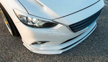 Eyelids eyebrows for Mazda 6 GJ / Atenza 2012-2017 Headlights Covers eyelash