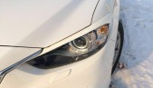 Eyelids eyebrows for Mazda 6 GJ Atenza 2012-2017, Headlights Covers eyelash