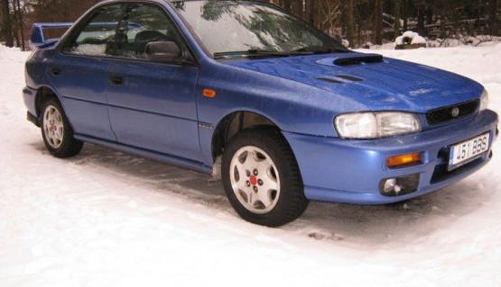 Lift Kit for Subaru Impreza 1992-2000 1.6' 40mm Leveling strut spacers