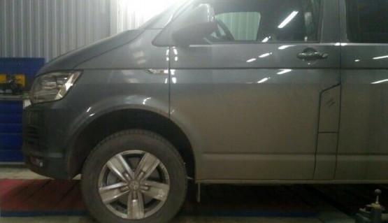Lift Kit for VW Multivan T5 T6 Caravella Transporter 1,5' 37mm strut spacers