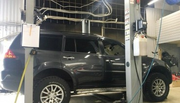 Lift Kit for Mitsubishi Montero Pajero Sport 08-19 2' 50mm strut spacers