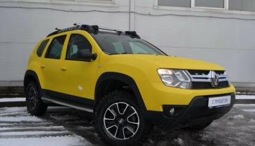 Lift Kit for Dacia Duster Renault Kaptur Nissan Terrano 1,2' 30mm strut spacers
