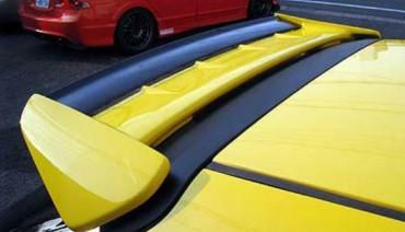Spoiler base plate for Honda Civic EK 96-00 for Type-R & Seeker V2 rear wing JDM