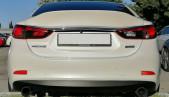 Ducktail trunk spoiler for Mazda 6 / Atenza GJ GL 2012 - 2020