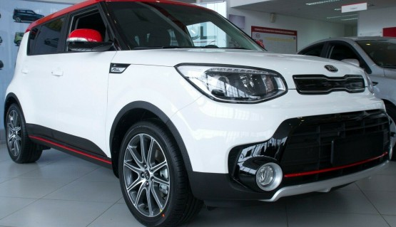 Fender flares for Kia Soul 14-18 Arch Guards Plastic Wheel Arch Extensions