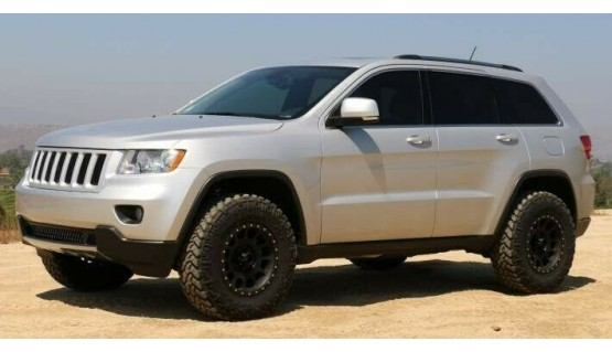 Lift Kit for Jeep Grand Cherokee WK2 2010-2020 1,2' 30mm strut spacers leveling