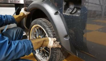 Lada Niva Fender Flares 4x4 2121 Wheel Arch Extenders widebody set Brutal-style