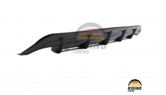 Rear Diffuser for Toyota Camry XV50 V50 2011-2014 Pad Lip rear splitter body kit