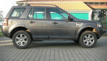 Lift Kit for Land Rover Freelander 2 Range Rover Evoque 1,2' 30mm strut spacers