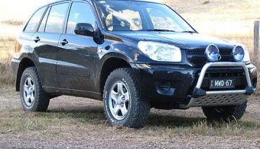 Lift Kit for Toyota RAV4 2000-2005 1,6' 40mm Leveling strut spacers