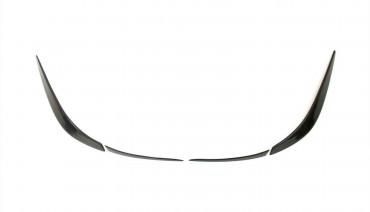 Rear Eyelids eyebrows for Toyota Corolla 2012-2016 Tail Lights Cover eyelash