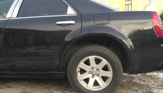 Rear spacers for Chrysler 300C Dodge Challenger Charger 1,2' 30mm lift kit