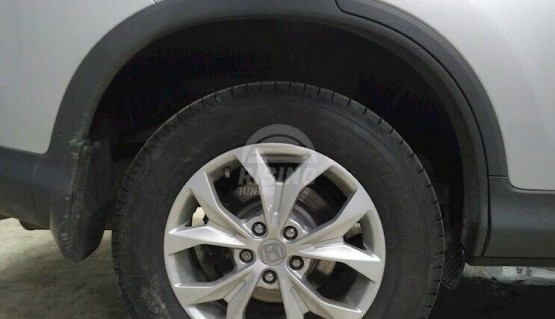 Lift Kit for Honda CR-V 2007-2017 3-4gen 1,6' 40mm Leveling strut spacers