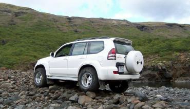 Lift spacers kit for Land Cruiser Prado 02-09 4Runner Lexus GX470 2,4' 60mm