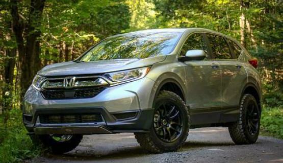 Lift Kit for Honda CR-V 2017-2020 5 gen. 1.2'' 30 mm spacers