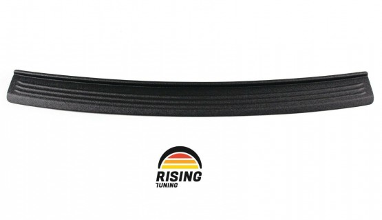 Rear bumper trim for VW Golf MK6 2008-2013 Volkswagen plate sill protector cover