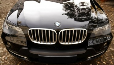 Eyelids eyebrows for BMW X5 e70 2006 - 2013 Headlights cover eyelash