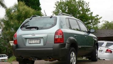 Lift Kit for Hyundai Tucson 04-13 Kia Sportage 04-10 1,6' 40mm strut spacers
