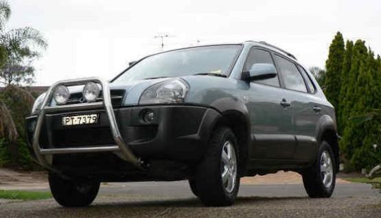 Lift Kit for Hyundai Tucson 04-13 Kia Sportage 04-10 1.6'' 40mm strut spacers