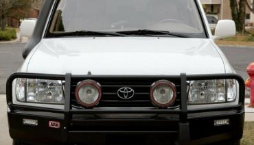 Snorkel Kit For Toyota Land Cruiser 100 Lexus LX470 Short Air Ram Intake 4x4